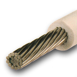 Rustfri stålwire 1 mm
